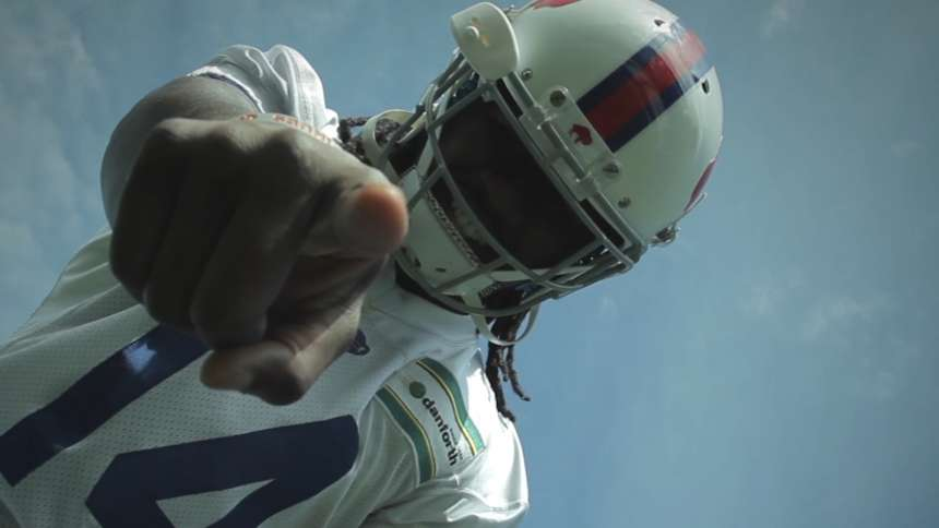 Elevate: NFL player, Sammy Watkins, Buffalo Bills