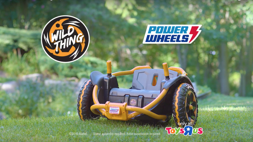 Fisher-Price: Power Wheels